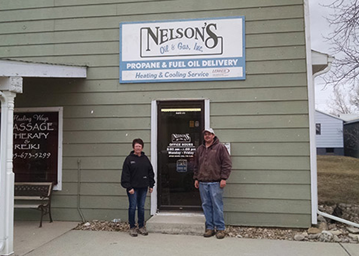 Nelson's Oil & Gas, Inc Employees at Custer