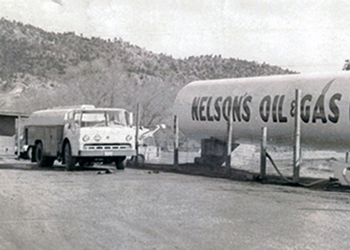 Nelson's Oil & Gas, Inc Historical Image