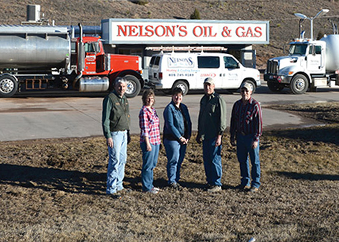 Nelson's Oil & Gas, Inc Employees at Hot Springs